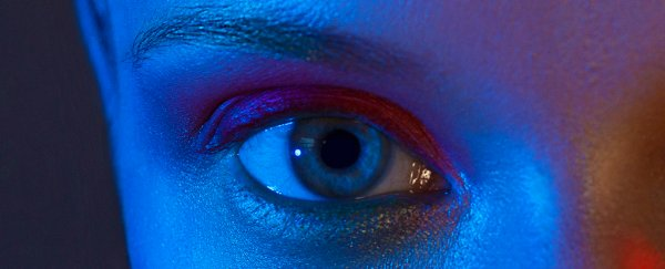 blue light damaging eye sight block blue light