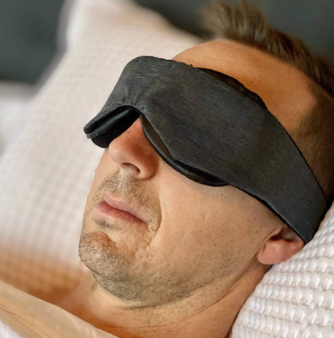 light blocking sleep mask