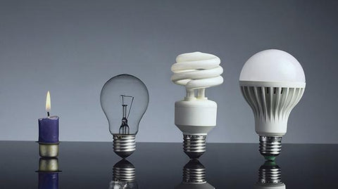 led light bulb types