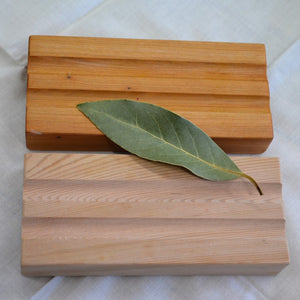 Timber Soap Dish