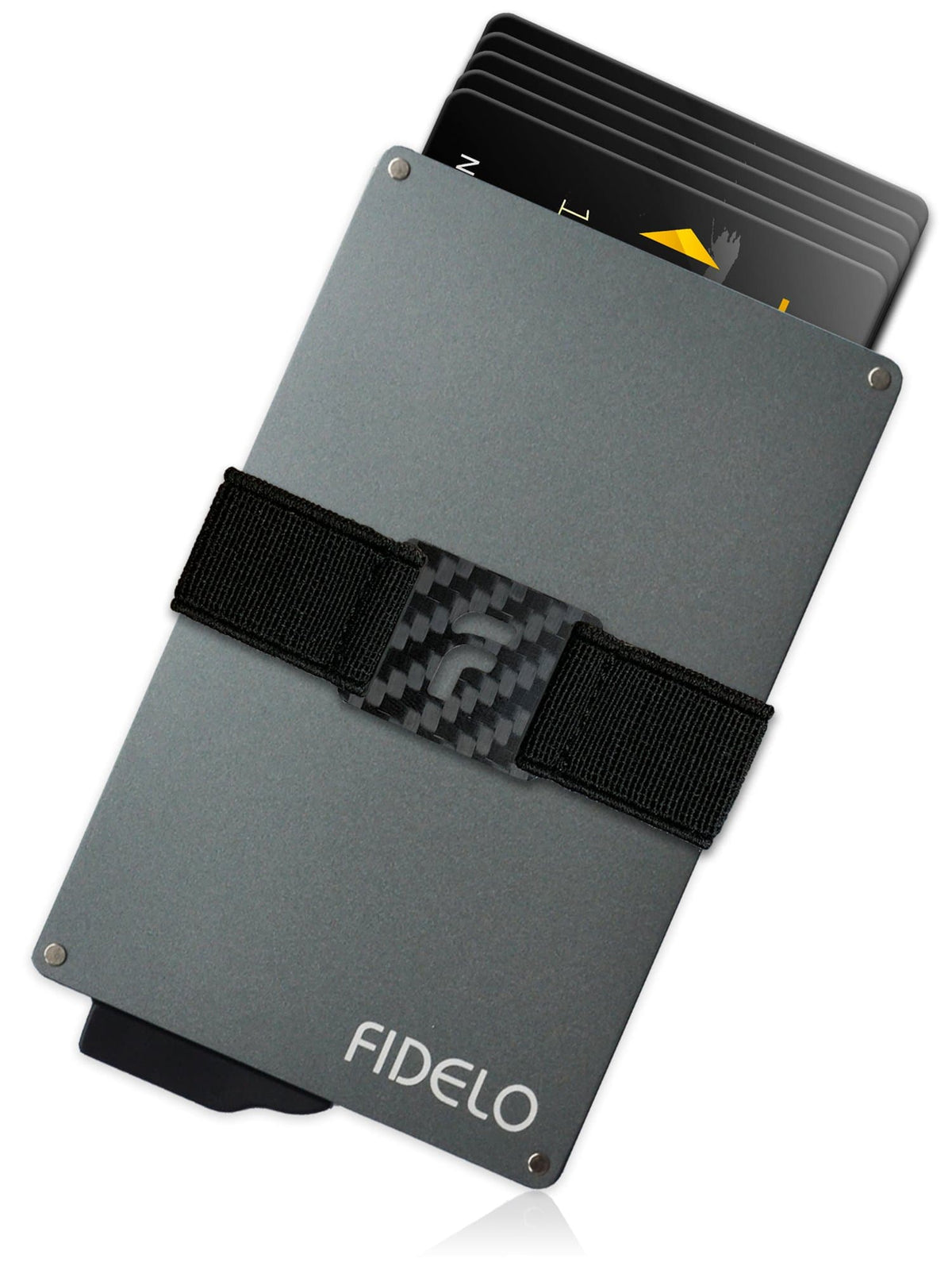 HYBRID WALLET ONLY - Gray Aluminum