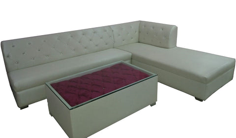 Diamond L Shape corner Sofa
