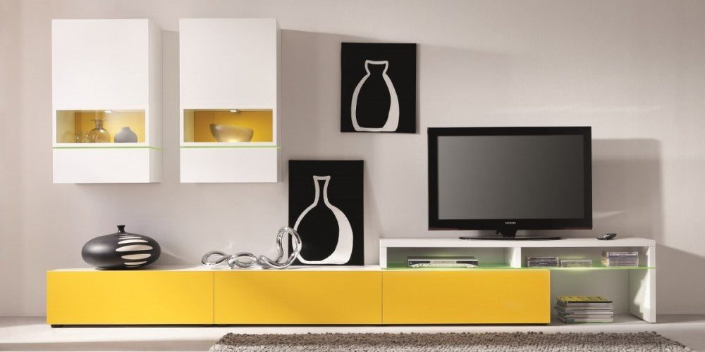 TV Stand and wall cabinet - Media Furniture