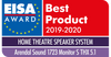 Arendal Sound 1723 S THX 5.1 EISA AWARD 2019-2020