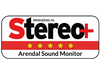 Arendal Sound 1723 Monitor test, Stereo+