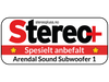Arendal Sound 1723 Subwoofer 1 test, Stereo+