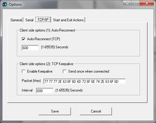 Serial-TCP screenshot4