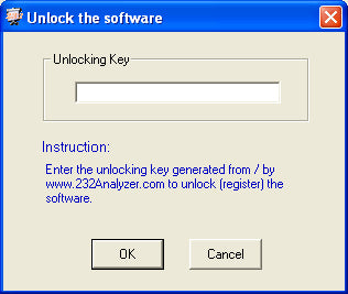 Register 232Analyzer Single License - Step 4.2