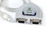 USB to Dual RS232 Adapter / Converter