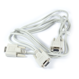 Half-Duplex RS232 Monitor / Control Cable