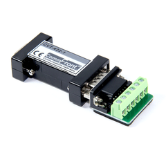 Industrial Port-Powered RS232 to RS422 Converter / Adapter