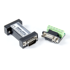 RS232 to RS422 Converter (Industrial / Port-Powered)