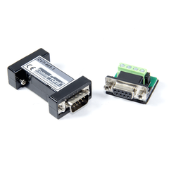 RS232 to RS485 Converter (Industrial / Port-Powered)