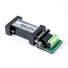 Industrial Opto-Isolated Port-Powered RS232 to RS485 Converter