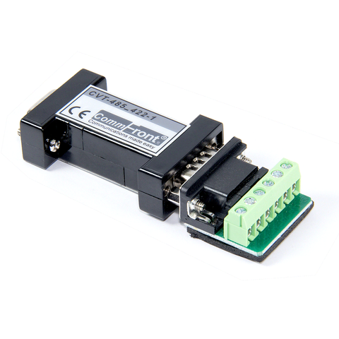 Industrial Port-Powered RS232 to RS485 / RS422 Converter