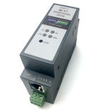 Compact RS232 Device Server / RS232 to Ethernet Converter / Modbus RTU to Modbus TCP Converter (Industrial)