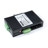 Industrial RS232 / RS485 / RS422 to Multi-Drop Fiber Optic Converter (MultiMode / SC)