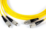16ft (5m) LSZHFiber Optic Patch Cord - SM / FC-FC