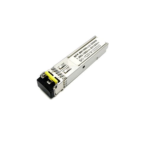 1000BASE Single-Mode SFP 1550nm / 75 miles / 120km Transceiver Module