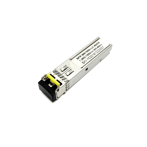 1000BASE Single-Mode SFP 1550nm / 37 miles / 60km Transceiver Module