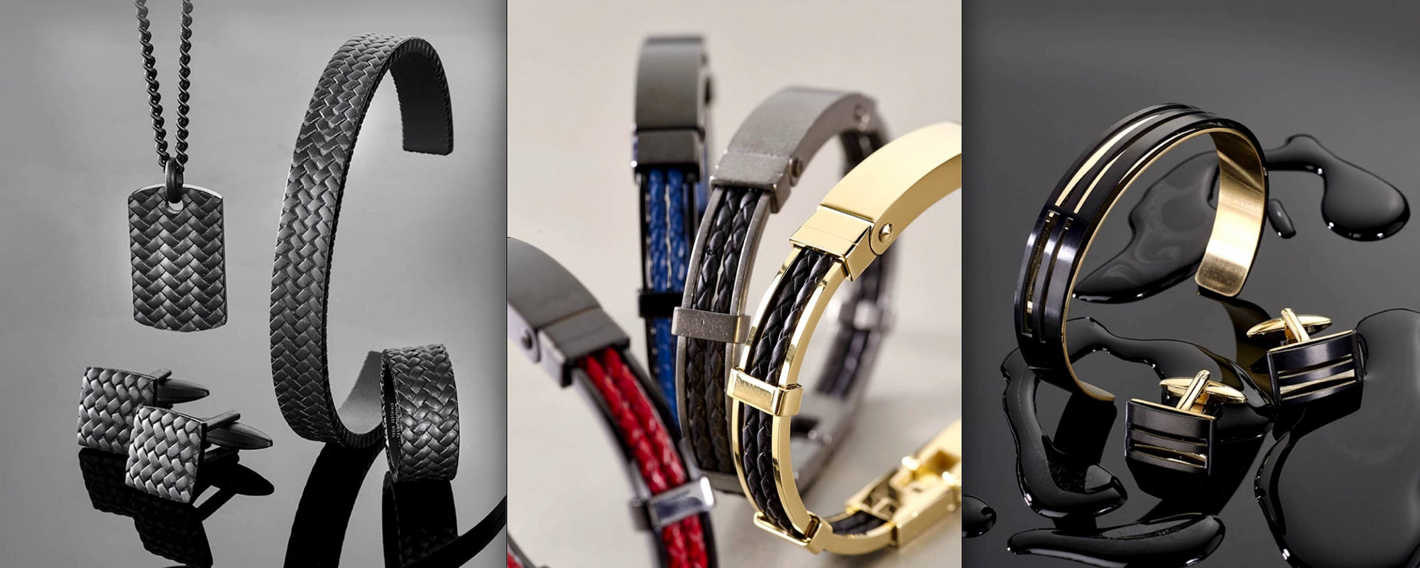 Cudworth Enterprises Mens Jewellery and Bracelet Collections in Australia
