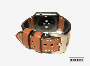 leather apple watch band 42 mm Australia