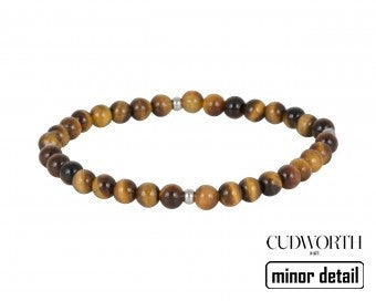 Cudworth Cat-Eye Glass Beaded Bracelet