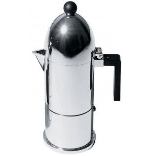1 cup 'La Cupola' Espresso Coffee maker by Alessi