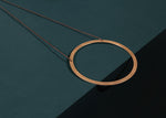 The Circle Neckpiece