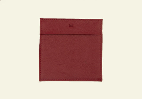 The Pocket Square, handcrafted leather gifts online