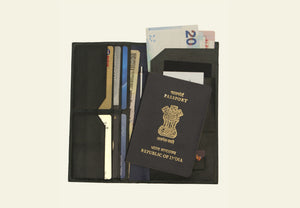 Passport Holder wallet, luxury gifting ideas