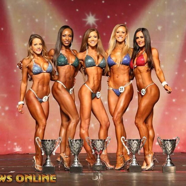 Margret Gnarr wins IFBB Phil Heath Pro!
