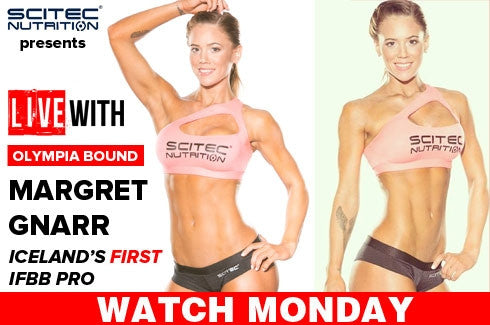 RxMuscle interview with Margret Gnarr
