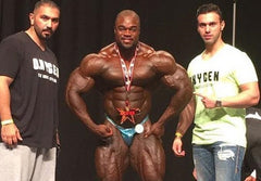 Brandon Curry wins New Zealand Pro!