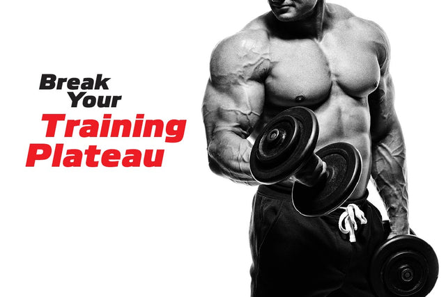 5 Steps to Breaking Your Training Plateau