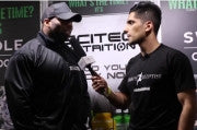 Cedric McMillan interview at BodyPower India