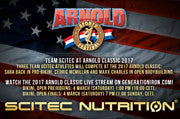 Team Scitec at Arnold Classic 2017