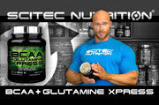 BCAA+GLUTAMINE XPRESS - SCITEC NUTRITION EDUCATION SERIES