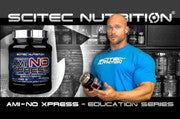 AMI-NO XPRESS - SCITEC NUTRITION EDUCATION SERIES