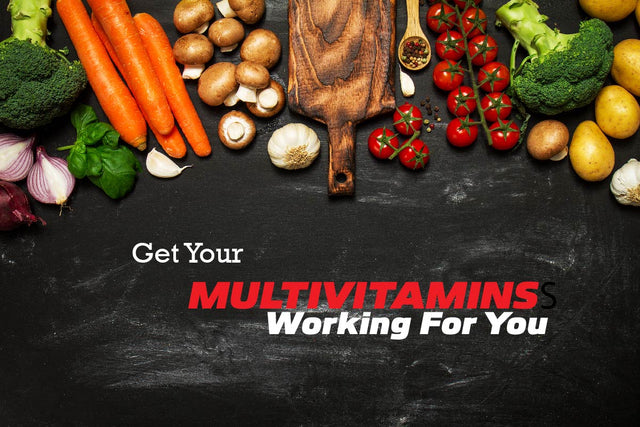 Vitamins and Strength: What You Need To Know