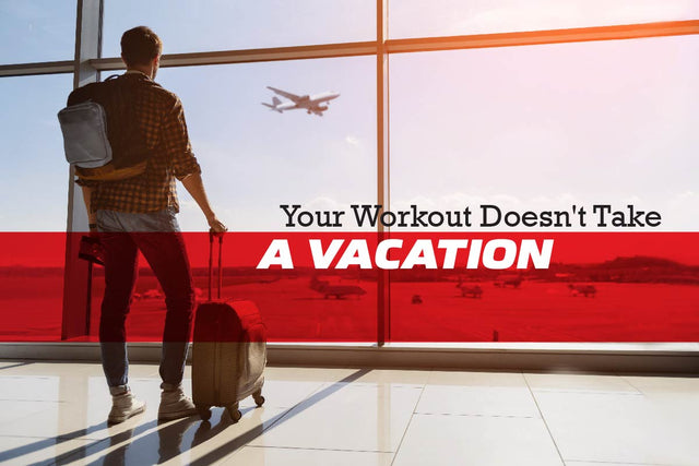 Travel Fitness: How To Maintain Muscle