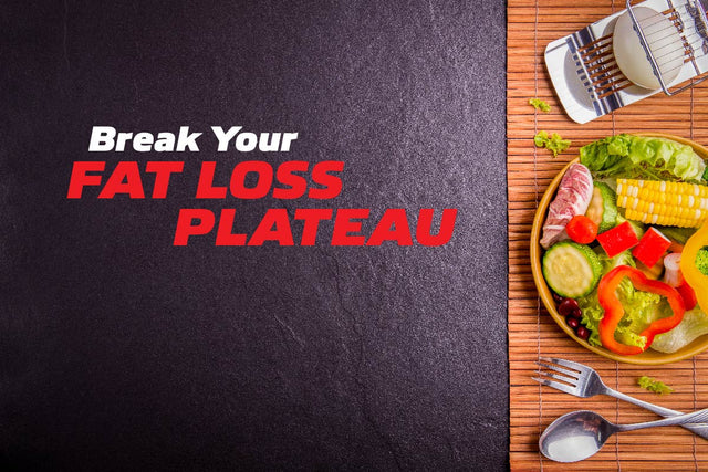 How to Break Your Weight Loss Plateau