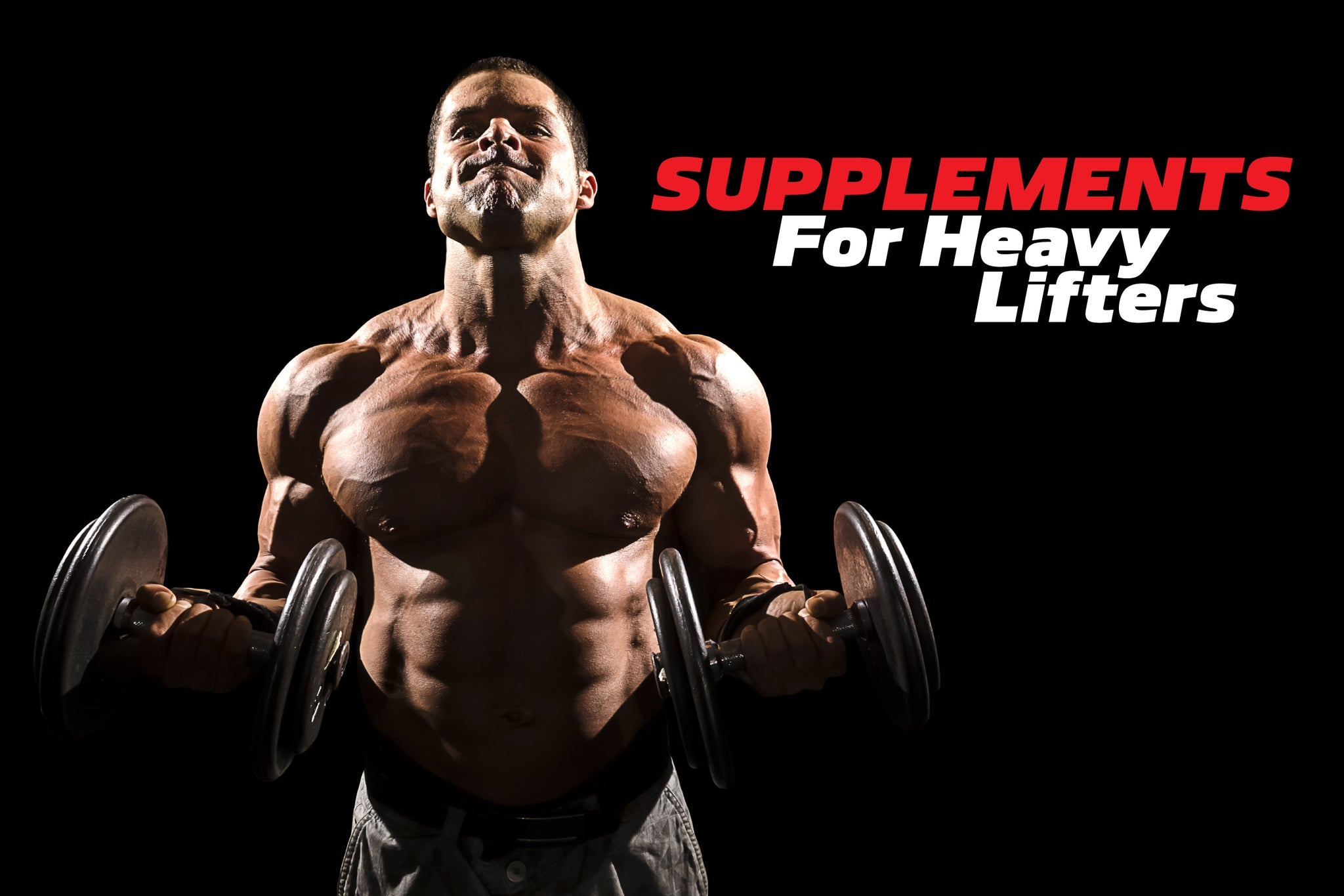 5 Core Supplements For Bodybuilding