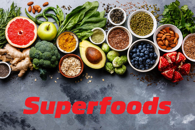 4 Superfoods You Need To Be Eating