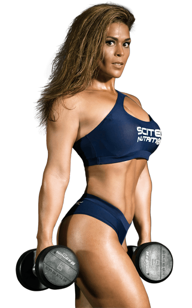 BRANDY LEAVER - Scitec Team