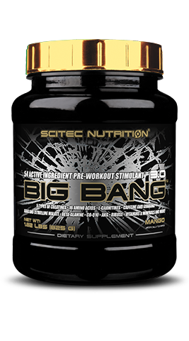 Big Bang - 54 Active ingredient pre-workout stimulant Scitec Nutrition