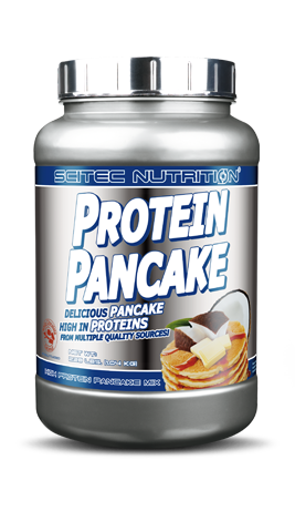 Protein Pancake Mix - Delicious Pancake Mix With High Quality Proteins