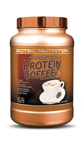 Protein Coffee (no sugar) - 1,000 g