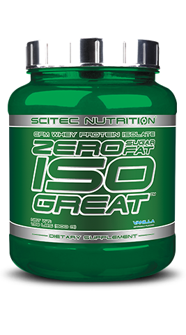 Zero IsoGreat - CFM Whey protein isolate