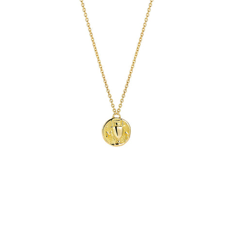 Amphora Gold Necklace